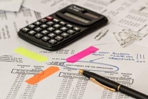 חישובי מיסים ומסמכים